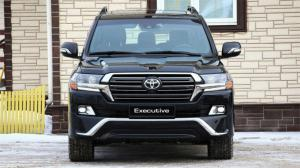 обвес для Toyota Land Cruiser 200