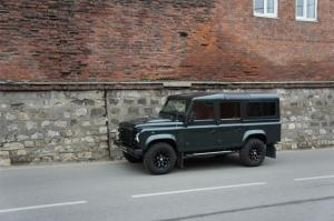 тюнинг Land Rover Defender